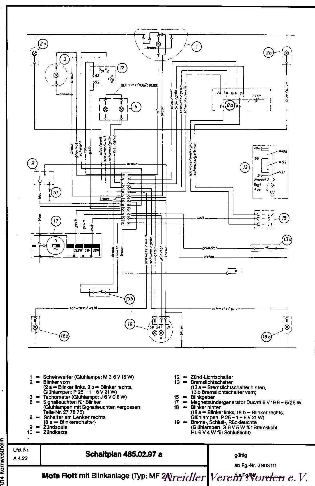 Ungewöhnlich Gm Blinkerschalter Schaltplan Galerie - Der Schaltplan ...